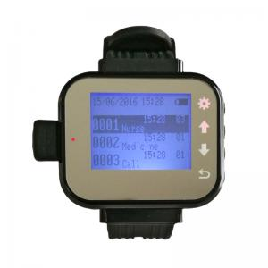 Nurse call system smart watch